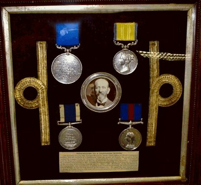Woodley Medals