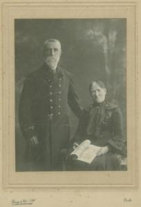 John and Margaret Hurley circa 1900