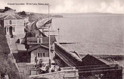 Dawlish Coastguard Station, Devon